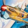 Spitfire MK.VB -Maket Set