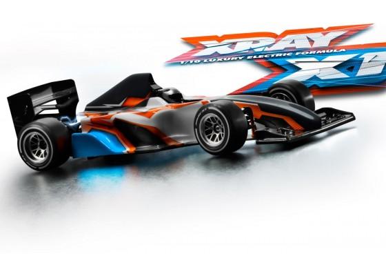 X1 2017 Formula1 Car Kit
