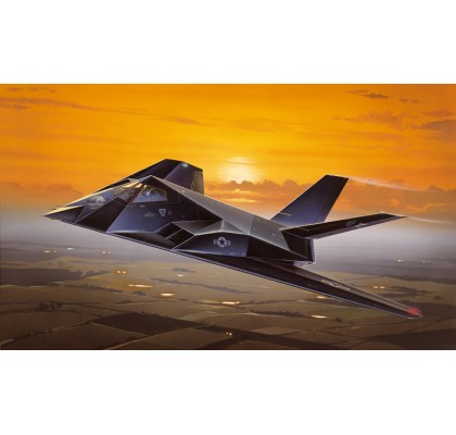 F - 117A Nighthawk Ölçek 1 : 72