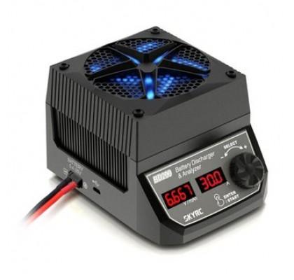 200w/30a Battery Discharger & Analyzer