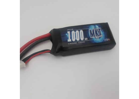 1000mAh 75C 3S Flight Lipo