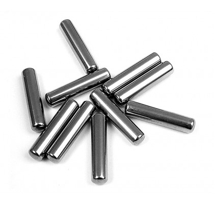 Hudy 3x14mm Driveshaft Pins (10)