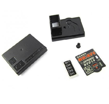 Rx471 Receiver Spare Case