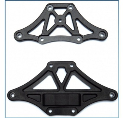 Front & Rear Upper Chassis Brace - S10