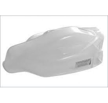Body Shell Crystal Clear - S10 BX