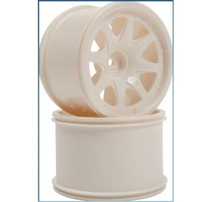 8-Spoke Wheel white (2 pcs) - S10 Blast MT