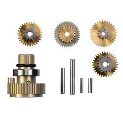 savöx sc-1252mg gear set