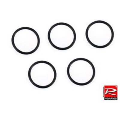 O'Ring Ø17x1mm for rear cover 2,1/2,5cc Square Stroke Side Exhaust Rod Starter / Pull Starter