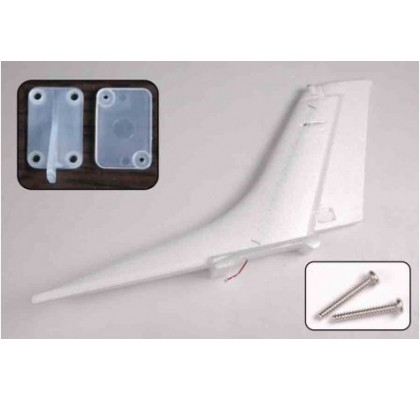 1400mm Sky Trainer 182 MG103-AR Rudder