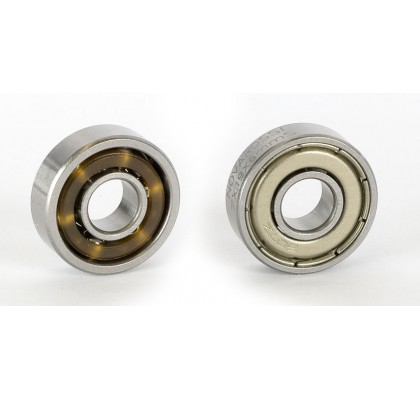 Front Bearings With Steel Balls 7x19x6mm - 7 ball