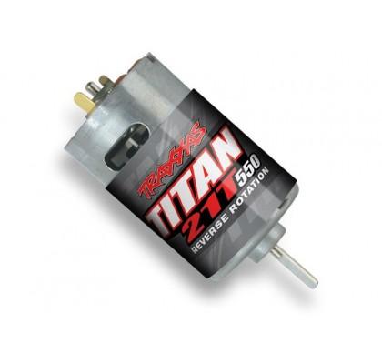 Motor, Titan® 550, Ters Dönüş (21-sarım/ 14 volt)