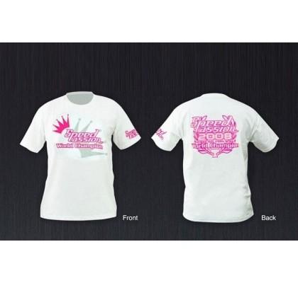 World Champ T-Shirt Size Large