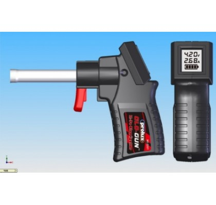 1200mah LiPo Glow Ignitor W/LCD Indicator