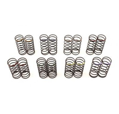 Big Bore Spring Set: Hard 45mm Length (8 Pairs)
