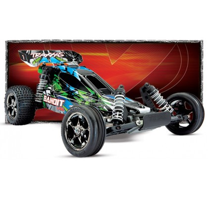 Bandit VXL 1/10- 2WD, Ready-To-Race® RC Buggy