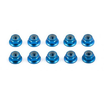 5MM LOCKNUT BLUE