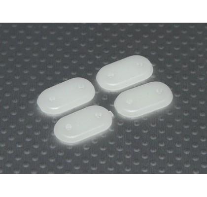 Gear Plates 28x13mm (2pcs/set)