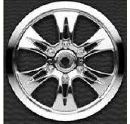 40 Series Wheels 17mm Hex CHROME