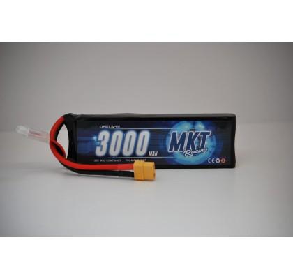 3000mah 35C 3S Lipo Battery