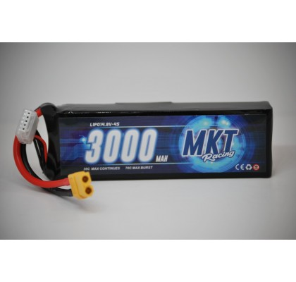 3000mAh 35C 4S Flight Lipo