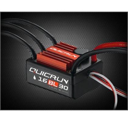 QuicRun WP 30amp Brushless 1/18-1/16 Scale ESC