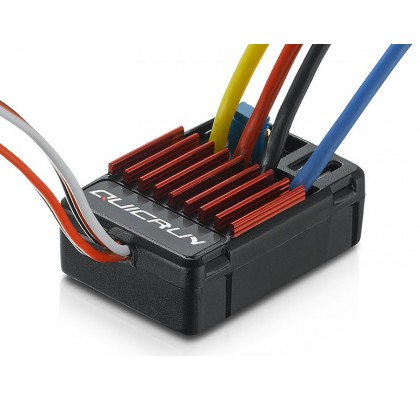 QuicRun WP 25amp 1625 Brushed 1/18-1/16 Scale ESC