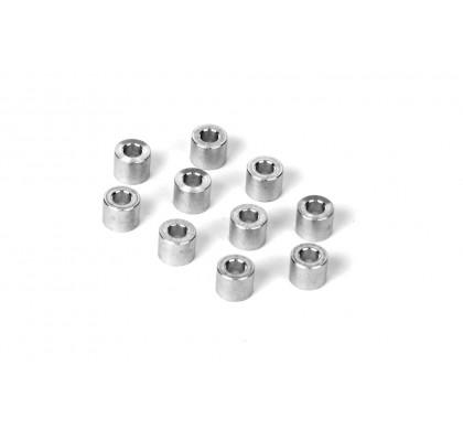 Alu Shim 3x6x5.0mm - Gümüş(10Adet)