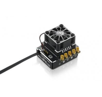 Xerun XR10 Pro Black ESC-160amp