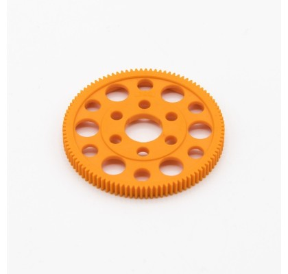 Orange 64p Spur Gears