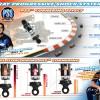 Alu Progressive Shock System - Set (2)