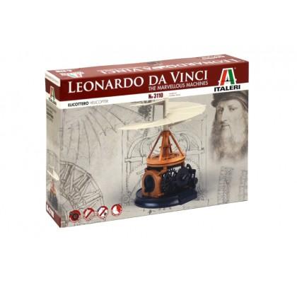 Helicopter- Leonardo Da Vinci