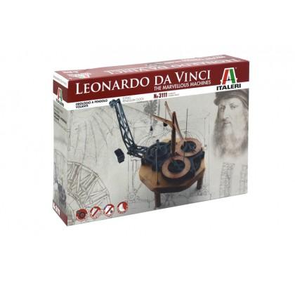 Pendlum Clock- Leonardo Da Vinci