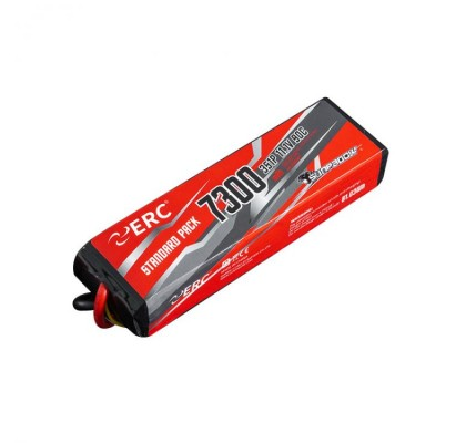 ERC Lipo Pil 7300mAh-3S1P-11.1V 45C/90C XT60