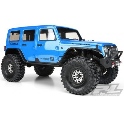 Jeep Wrangler Unlimited Rubicon Şeffaf 325mm Teker arası Kep