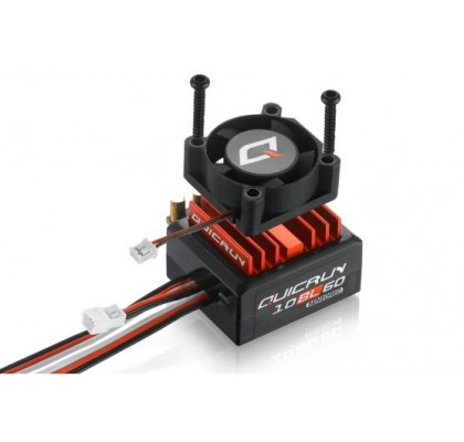 QUICRUN 10BL60 Sensored Brushless Esc ESC (1/10th scale)