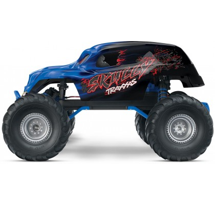 Skully RC 2wd Monster Truck