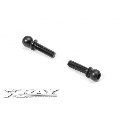 Ball End 4.9mm With Thread 10mm (2)
