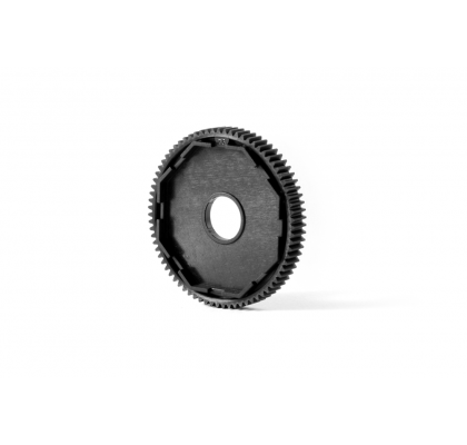 Composite 3-Pad Slipper Clutch Spur Gear 75T / 48