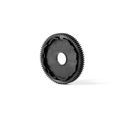Composite 3-Pad Slipper Clutch Spur Gear 78T / 48