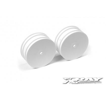 Ön 14mm Jant XB4 - Beyaz (2li) Xray XB4