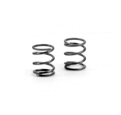 Spring 4.05 Coils 3.6x6x0.45mm, C=2.5 - Black (Soft) (2)