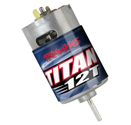 Titan® 12T 550 Size Modified Motor