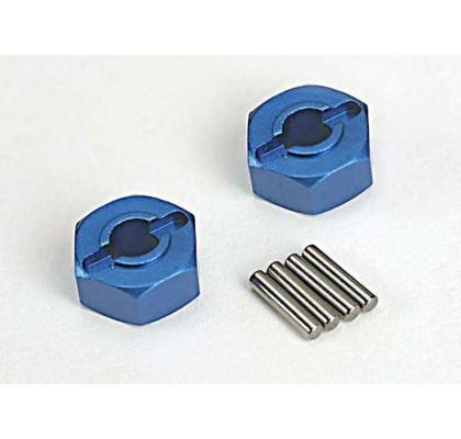 Alüminyum Altıgen Teker Bağlantıları (2)/ ve Aks Pinleri (2)