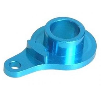 Servo Saaver Horn-Single Hole Light Blue 18mm For Tamiya