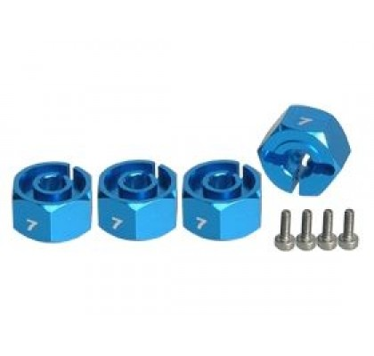 WHEEL ADAPTOR (7MM)