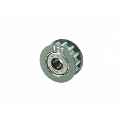 Aluminyum Center One Way Pulley 13T