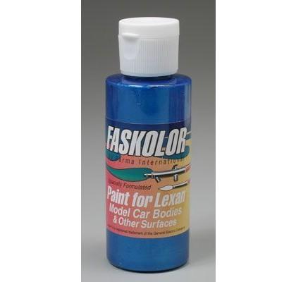 Faslucent Lacivert Su Bazlı Airbrush Boyası (60ml)