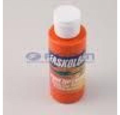 Faslucent Turuncu Su Bazlı Airbrush Boyası (60ml)