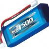 1500mah 7.4V 2S 30C Lipo Pil