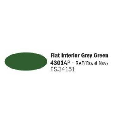 Mat Açık Gri Yeşil